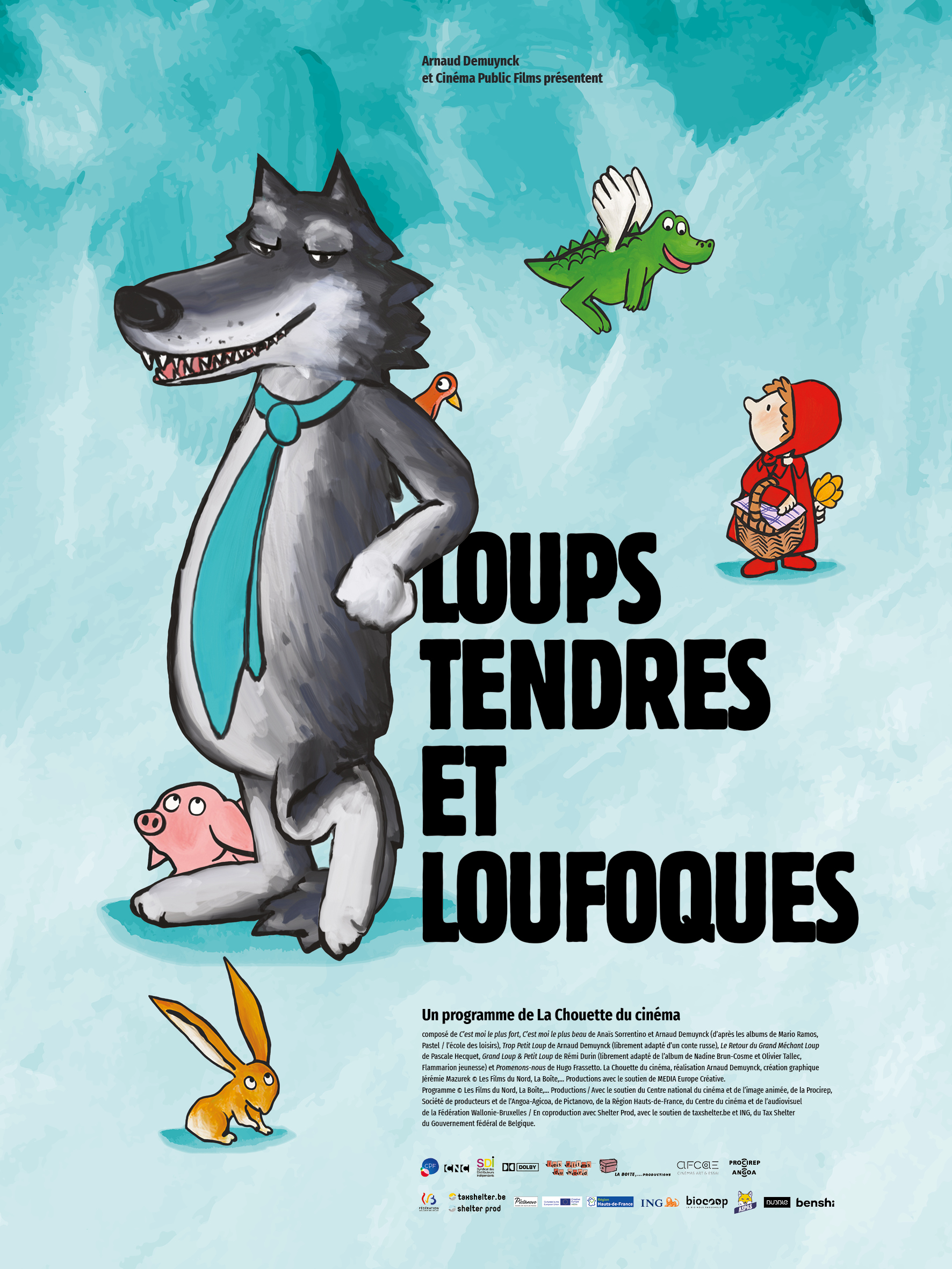 loups tendres